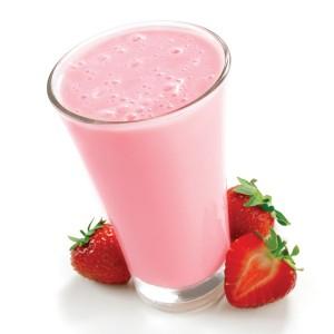 strawberry-shake